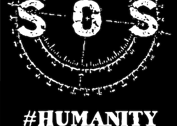 cartell 2020 SOS HUMANITY