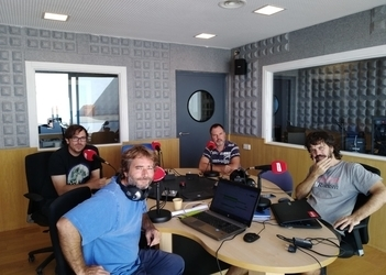 Ràdio Illa begins broadcasting from new studios