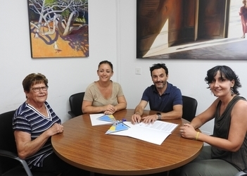 Consell backs Formenterers Solidaris' charitable projects in 2019