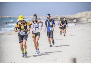 Island welcomes 350 participants of this weekend's Formentera All Round Trail