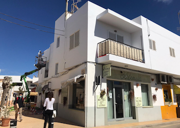 'Formentera, every corner counts': 137 upgrades and beautification projects and €1m-plus in investment