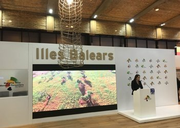 Cultural and natural heritage stars of Formentera's show at FITUR