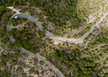 Formentera counts vehicles on highways