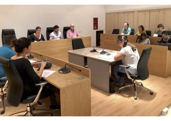 Formentera government and trade unions sit down at negotiating table for first gathering of term
