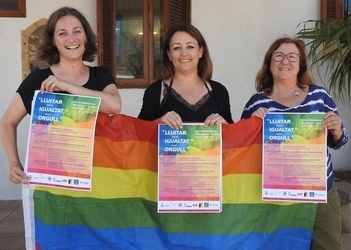 Formentera unveils 'Proud to fight for equality' theme of LGTBI events programme